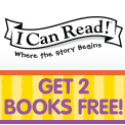 Get 2 FREE books – just for trying the I Can Read!™ Book Club