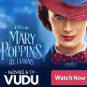 Mary Poppins Returns is now at VUDU! Watch for 99¢