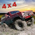 4x4 OFFROAD MONSTER TRUCK RACE - iOS