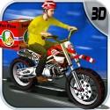 Pizza Delivery Bike Rider - iOS
