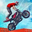 Dirt Bike Roof Top Racing - iOS