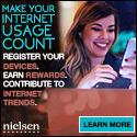 Nielsen Rewards (First Log In)