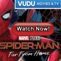 Watch the new Spiderman: Far From Home only 49¢